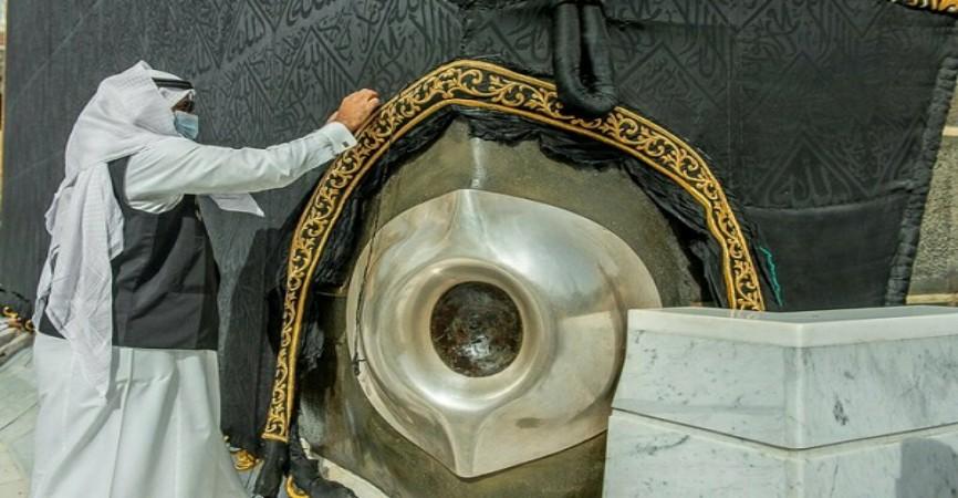 Kəbədə Ramazan ayı öncəsi hazırlıqlar başlandı - Foto
